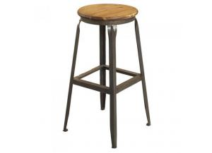 Industrial Abe Stool