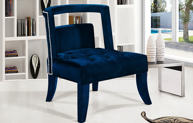 Meridian Furniture Chair