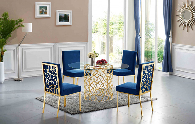 Meridian Furniture Dining Set