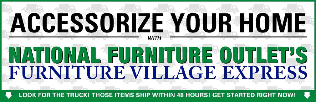 National Furniture Outlet Westwego La Accessorize Your Home With National Furniture Outlet