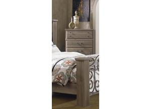 Timber Creek 5-Drawer Chest