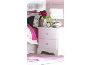 Marilyn White Night Stand