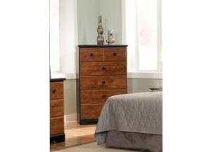 Steelwood 5-Drawer Chest