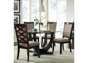 Mulholland Boulevard Table with 4 Chairs