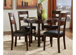 Pendleton Dining Table and 4 Chairs