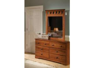 Orchard Park Dresser and Mirror