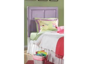 Chelsea Twin Lavender Panel Headboard