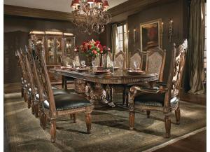 Villa Valencia Table & 6 Chairs