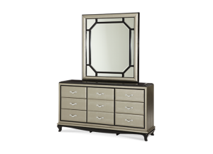 AFTER EIGHT ( Dresser & Mirror)