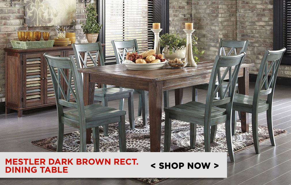 Melter Dining Set