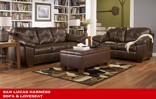 Leather Sofas and Loveseats In Canby, OR