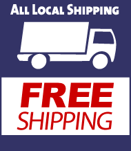 Free Shipping on Local Orders