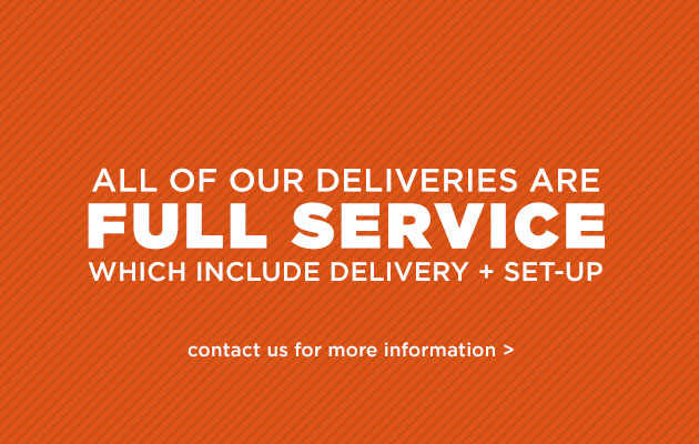 Full Service Deliveries