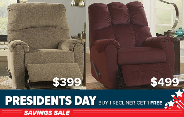 Buy One Recliner Get One Free