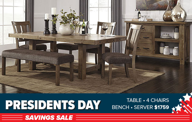 Tamilo Dining room Set