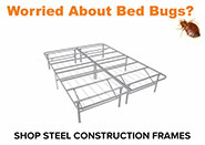 king size matress frame