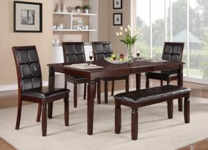 Casual Dining Table( With 18
