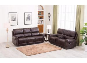 2 PC Reclining Living Room Set