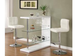 Bar Table- AVAILABLE IN BLACK & BROWN