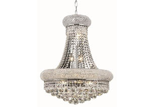 Primo Collection Pendant Chrome Finish 14Lt