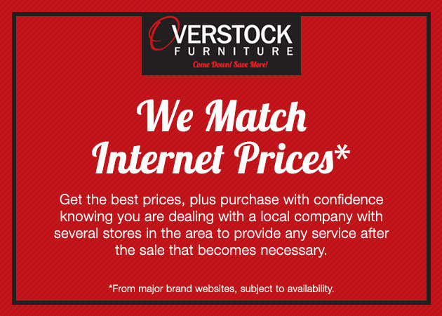 We Match Internet Prices