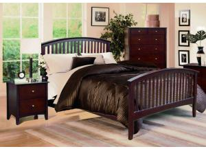 Lawson Twin Panel Bed