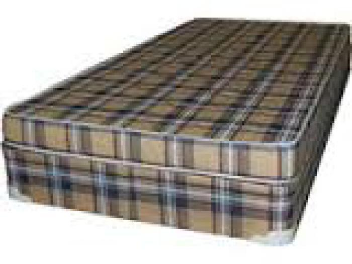 Plaid Queen set,Mattress First