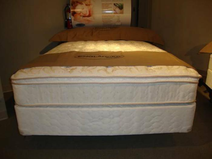 5818 Queen Euro Top Mattress,Quality Furniture In-Store