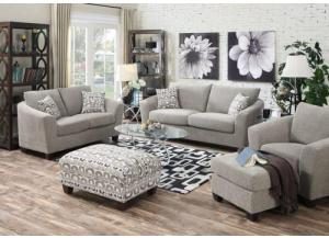 URBANA Sofa and Love seat
