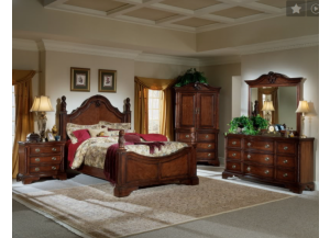 Fairfield King Bed