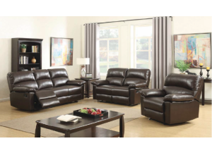 HALL Reclining Sofa and Loveseat