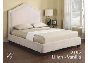Lilian-Queen Bed