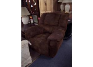large Mans Recliner.