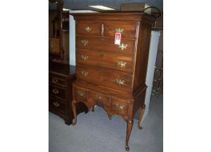 Cherry Highboy