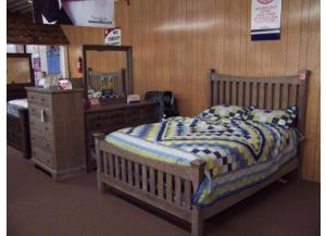 Vaughan Bassett Bedroom Group Was $2899