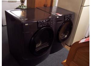 kenmore front loader washer and dryer set