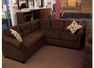 2pc Hughes Sectional