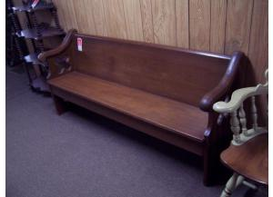Pew Bench