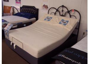 Sealy Queen Adjustable Bed,Sealy