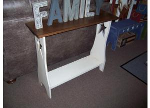 Amish sofa tables