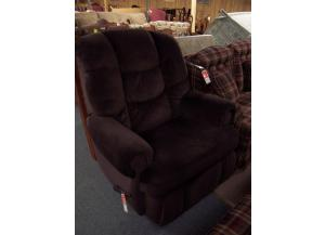 Large mans recliner