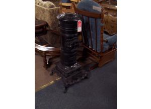 1866 Antique Coal Stove