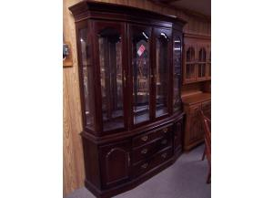 Large Cherry Hutch
