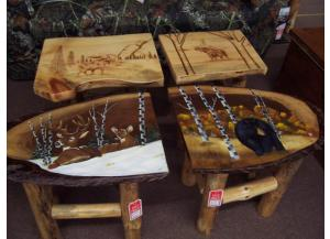 Amish Made End Tables