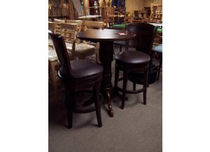 Preowned 3pc pub set