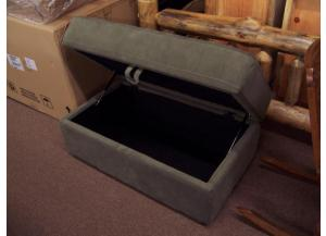Large storage ottoman Was $299.00