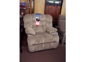 Heat and Massage Recliner Was $699