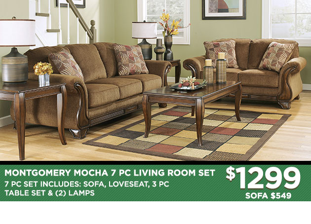 Montgomery Living Room Set