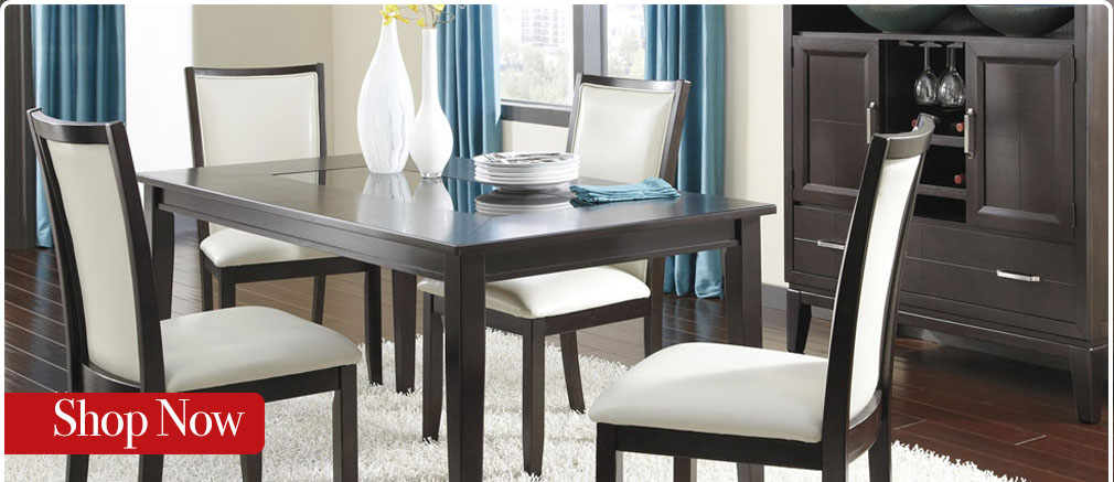 Contemporary Dining Room Furniture in Fresno, CA