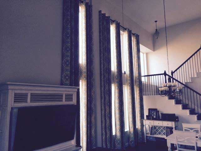 Custom Window Treatments in Dallas/Fort Worth, TX